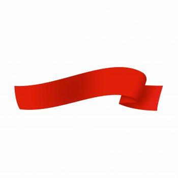 Fita Maxi Paper Look 32mmx100m Vermelho