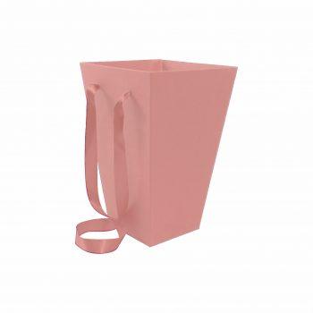 Caixa Buquê 20cmx15cmx10cm Rosé