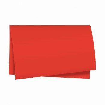 Papel Seda Liso 49cmx69cm 100fls Vermelho