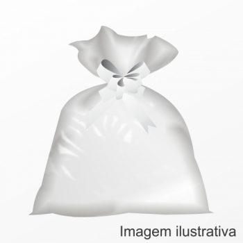 Saco Poli Liso 60cmx90cm 25pc Incolor