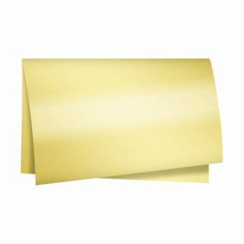 Poli Sujinho Liso 49cmx69cm 50fls Ouro
