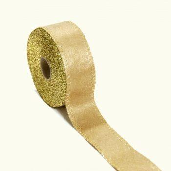 Fita Tnt C/ Lurex 45mmx25m Ouro