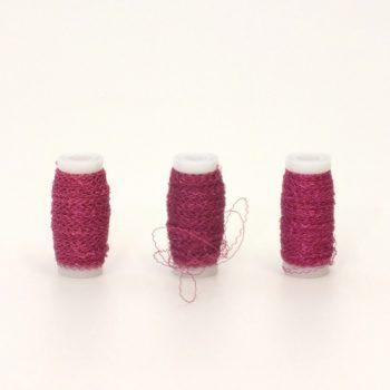 Arame Decorativo Ondulado 30g Pink