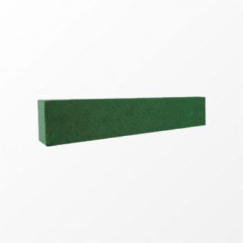Espuma Floral Barra 10,2cmx52,5cmx7,6cm Unidade Verde