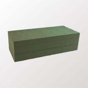 Espuma Floral Advantage 22,9cmx10cmx6,5cm 20pc Verde