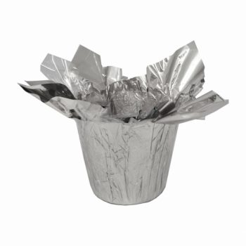 Speed Cover Metalizado Pote 14 /15 Unidade Prata